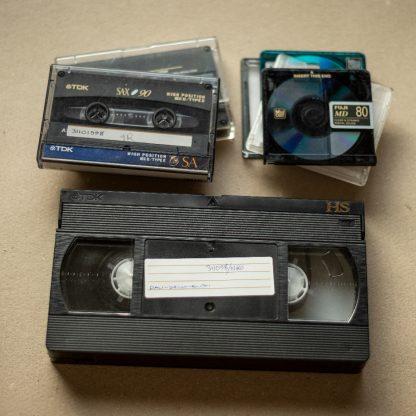 Niko Skorpio: 311098 Tapes