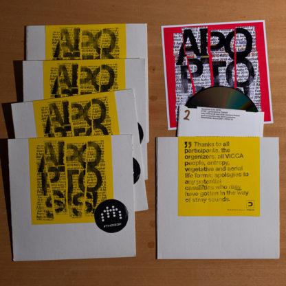 TH€€€F : APOPTOSIS! Aalto Festival 2016